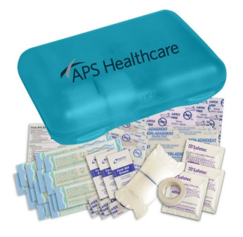 Pro Care™ First Aid Kit with bandages